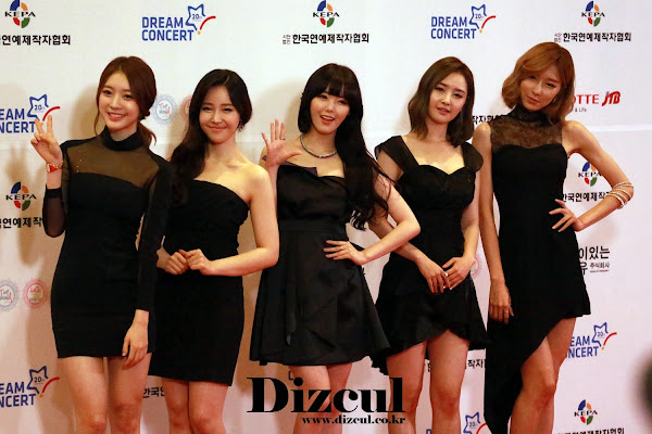 Dal Shabet Dream Concert 2014