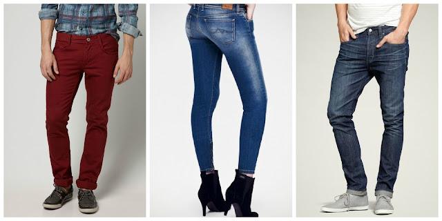 Jeans Pitillo o Skinny