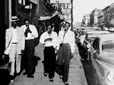 Elmore James, Sonny Boy Williamson II,  Tommy McClennan, Little Walter em Chicago (1953)