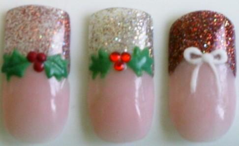 Christmas Nail Art Ideas -1