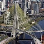 São Paulo Brücke Estaiada live camera
