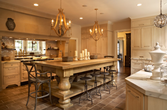 Beauty Ideas For A Kitchen Island Design | Architecture And Furniture