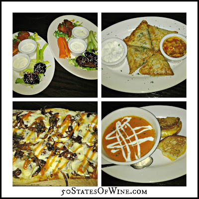 Wickets Bar and Grill Appetizers