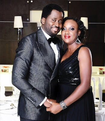 actor desmond elliot and wife