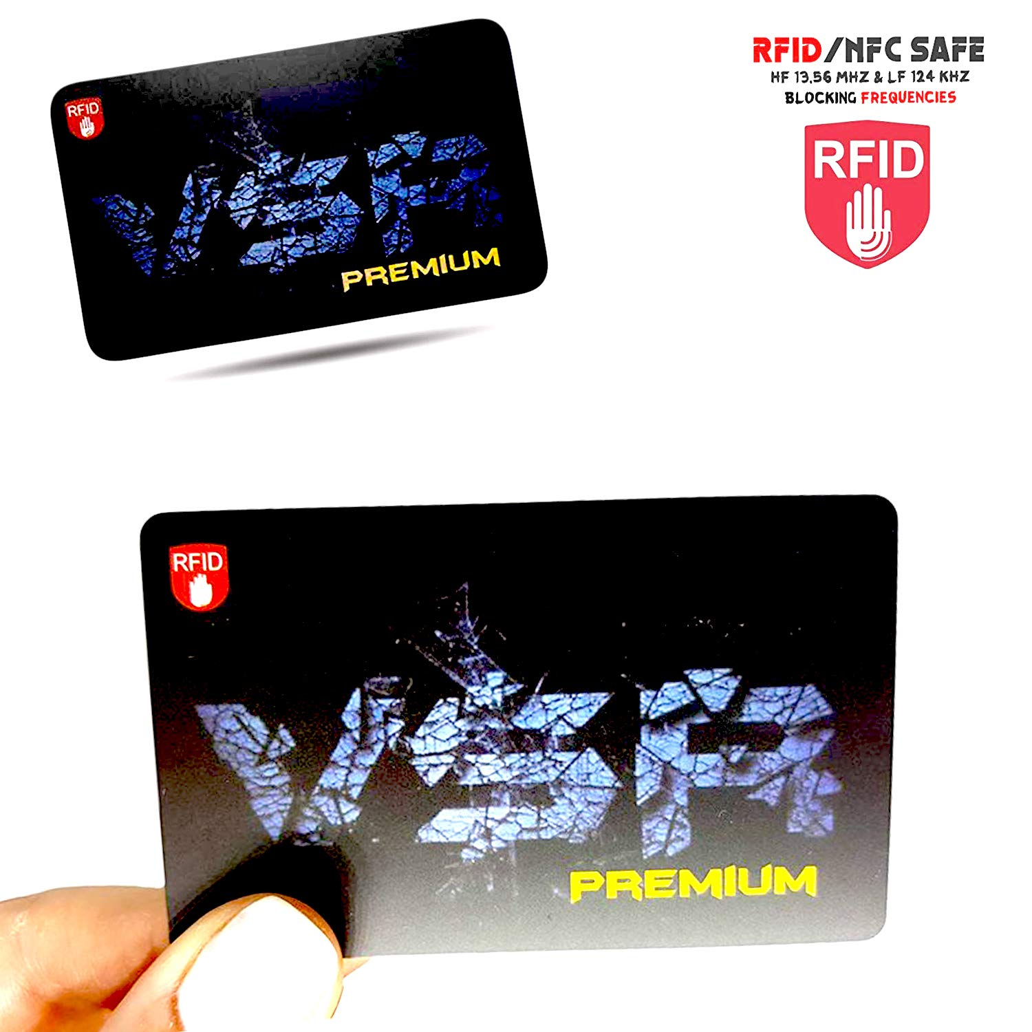 Anti Theft  RFID / NFC Credit Card Protector
