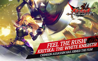 Screenshots of the Kritika: The White Knights for Android tablet, phone.
