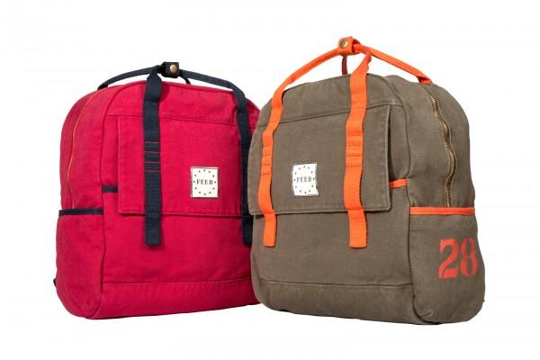 FEED USA + Target backpack