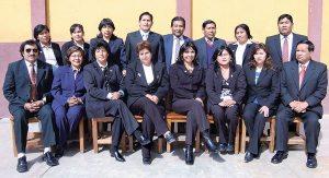 reas de estudio y perfiles profesionales