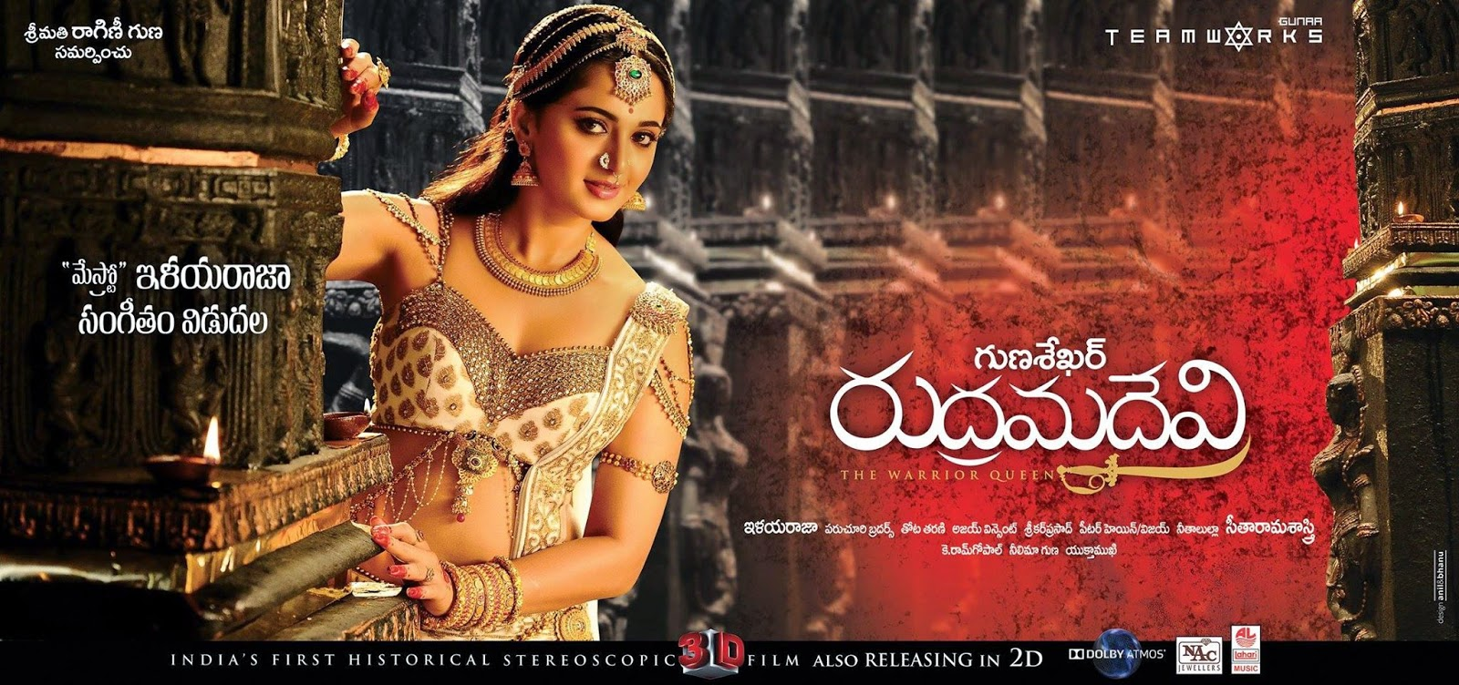Rudhramadevi HD Wallpapers-11