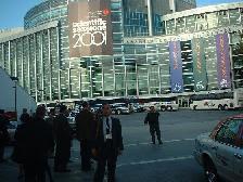 2001年AHA出席
