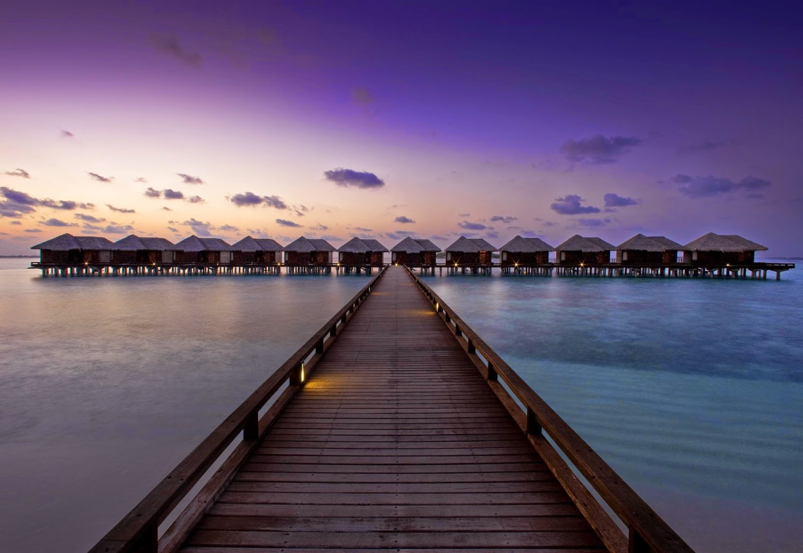 Sheraton Maldives Full Moon Resort & Spa 7 nights Special Offer