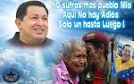 CHAVEZ VIVE LA LUCHA SIGUE