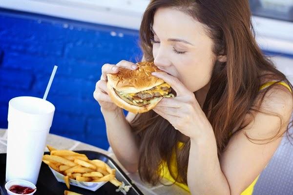 طريقة لحرق الدهون , حرق الدهون بعد الطعام Burn fat