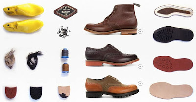 ZAPATOS BARBOUR GRENSON