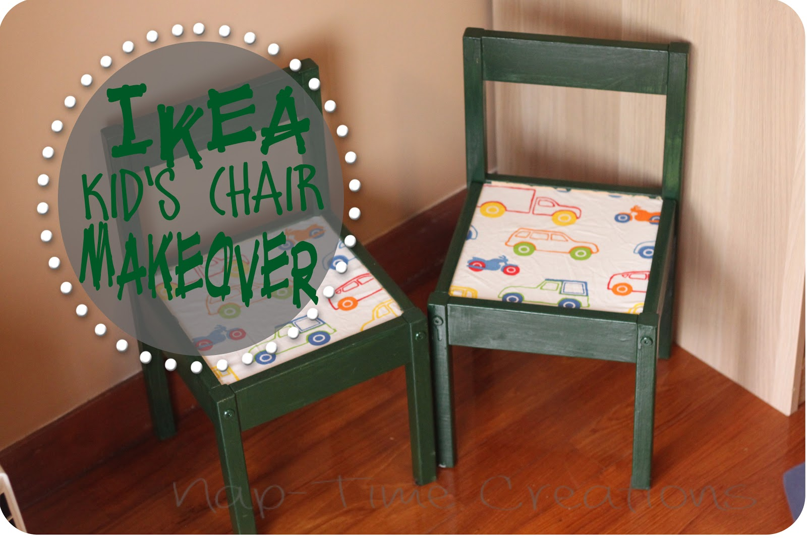 IKEA kids chair & IKEA Kidu0027s Chair Makeover! A little DIY Project! - Life Sew Savory