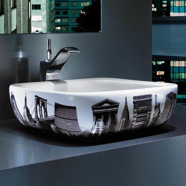 Creative Bathroom Sinks