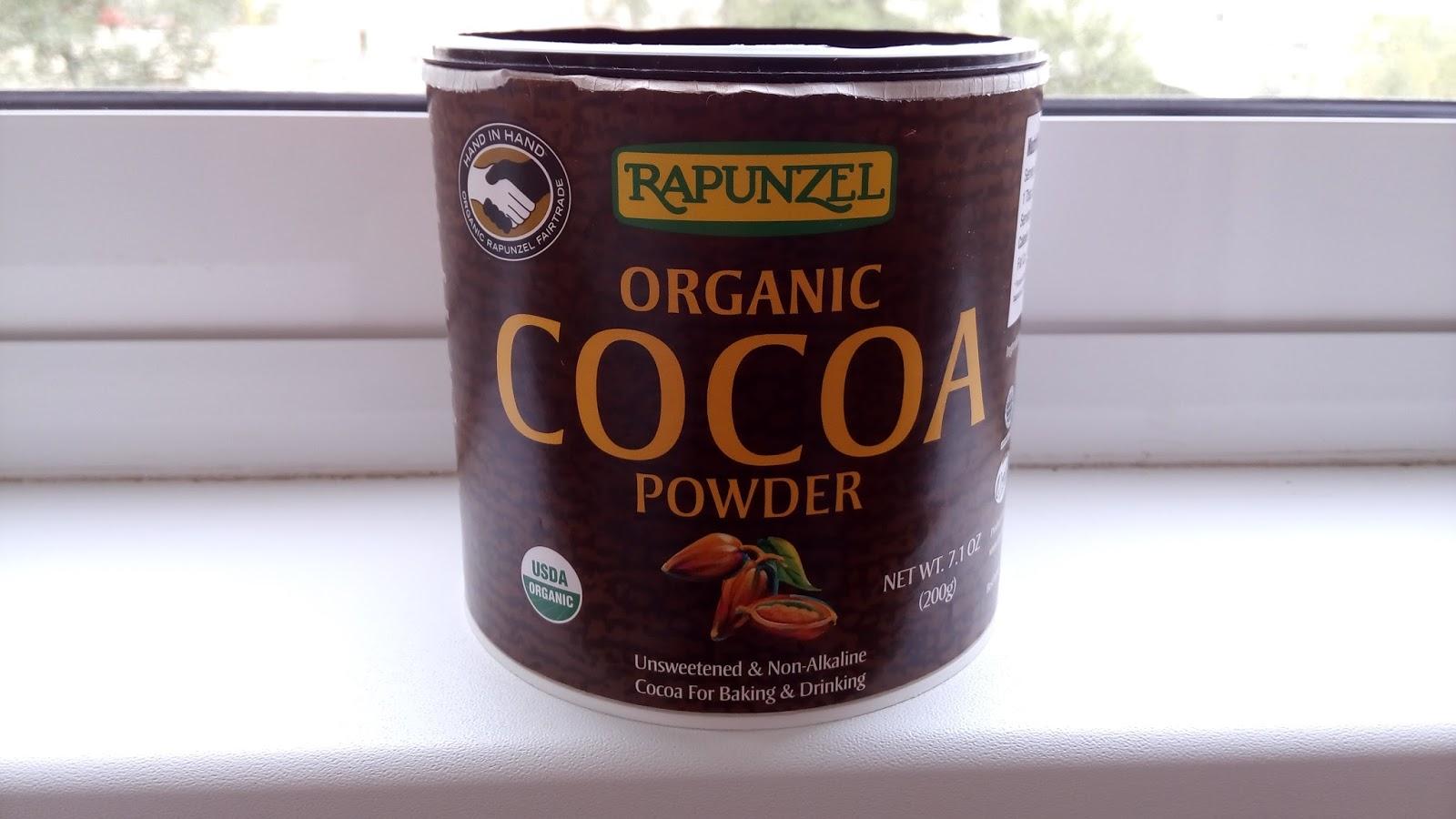 как есть какао: