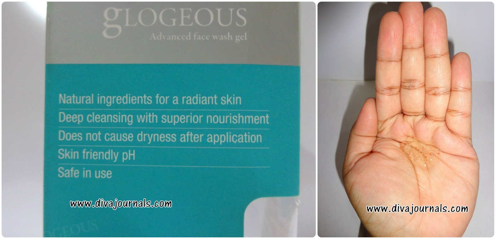 Glogeous Advanced Face wash Gel Review