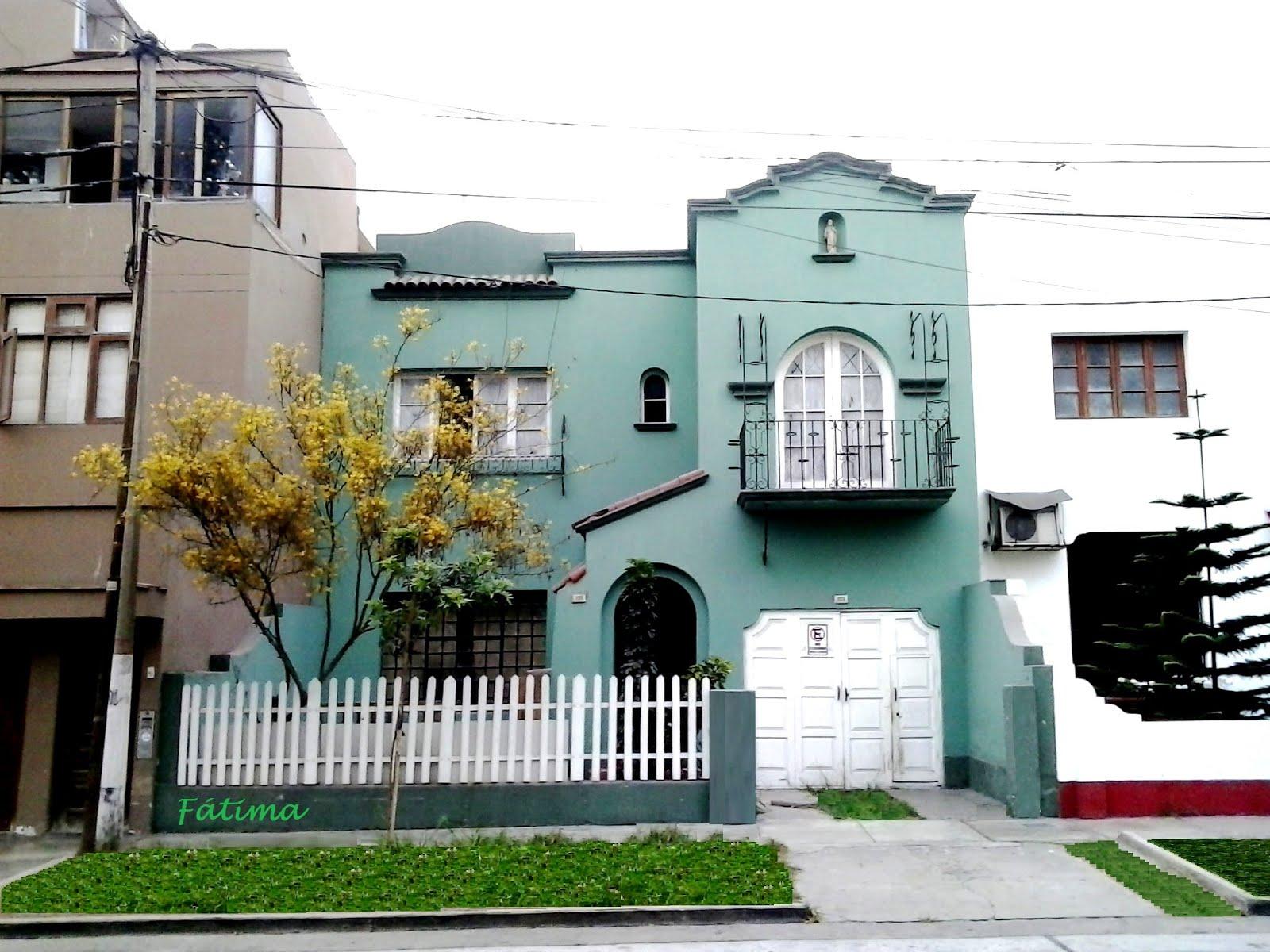 calle Rosario Distrito de Miraflores