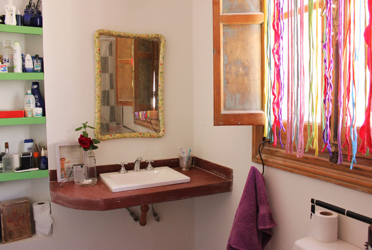 Naifandtastic decoraci n craft hecho a mano - Cortinas hechas en casa ...