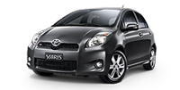New Yaris 2012