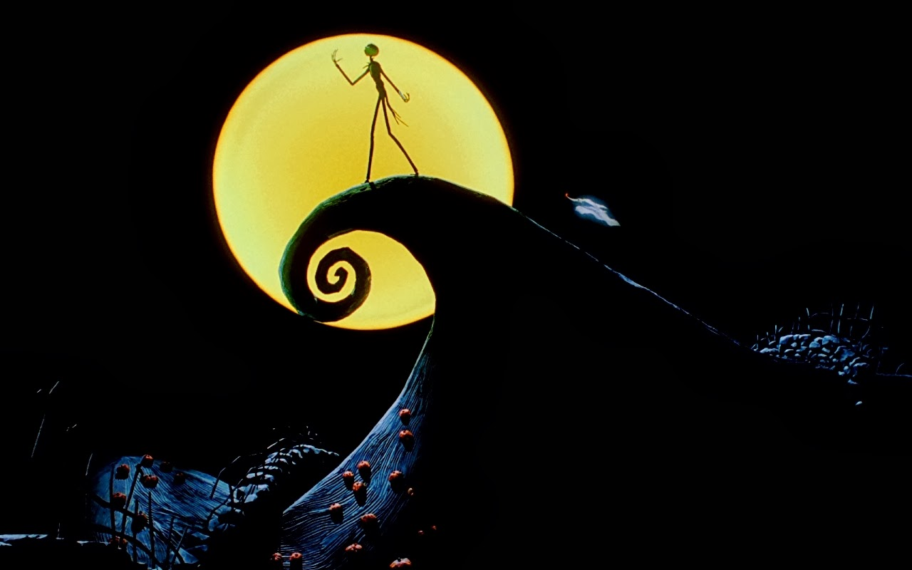 ... Movie-Goer: The Nightmare Before Christmas (Henry Selick, 1993) Review