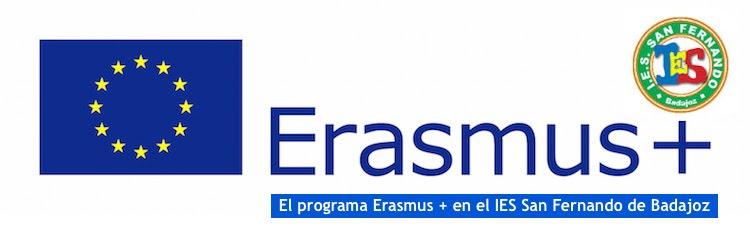 Erasmus Plus IES SAN FERNANDO