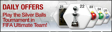 FUT 13 Silver Balls Tournament - FIFA 13 Ultimate Team