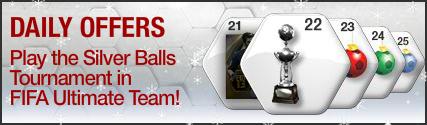 FUT 13 Silver Balls Tournament - FIFA 13 Ultimate Team
