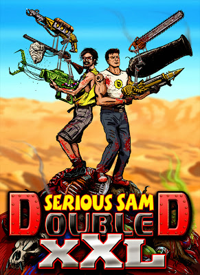 Download SERIOUS SAM DOUBLE D XXL Full PC Game