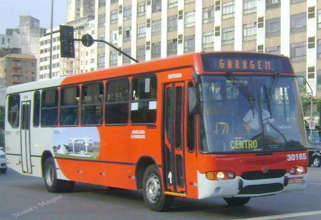 Tarifa dos ônibus metropolitanos tem aumento de mais de 6%.