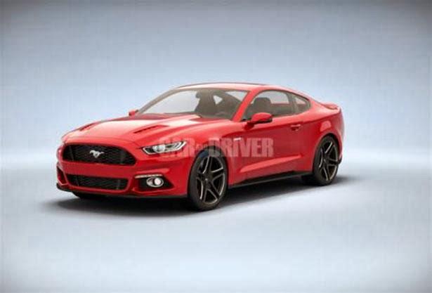 2015 Ford Mustang Specs Leak