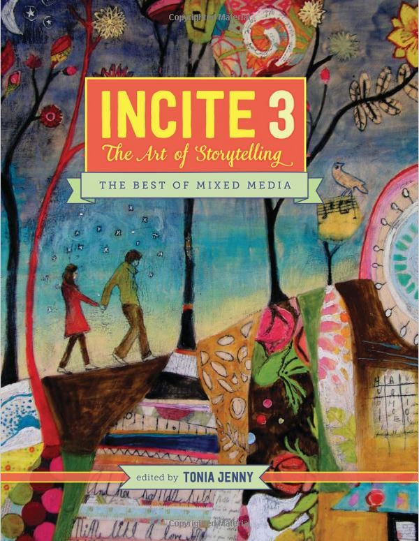"""Incite 3: The Art of Storytelling (Best in Mixed Media)"""