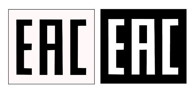 daosait and design: ЕАС и РСТ векторные