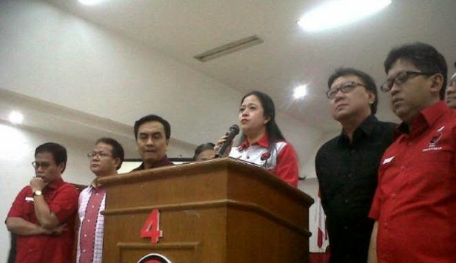 Surat Perintah Pencapresan Jokowi
