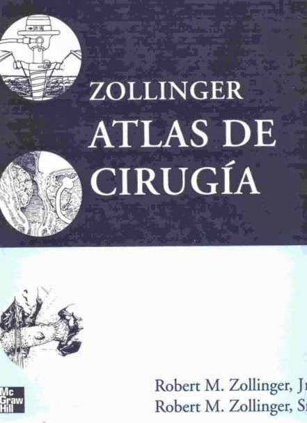 Atlas de Cirugía Zollinger pdf