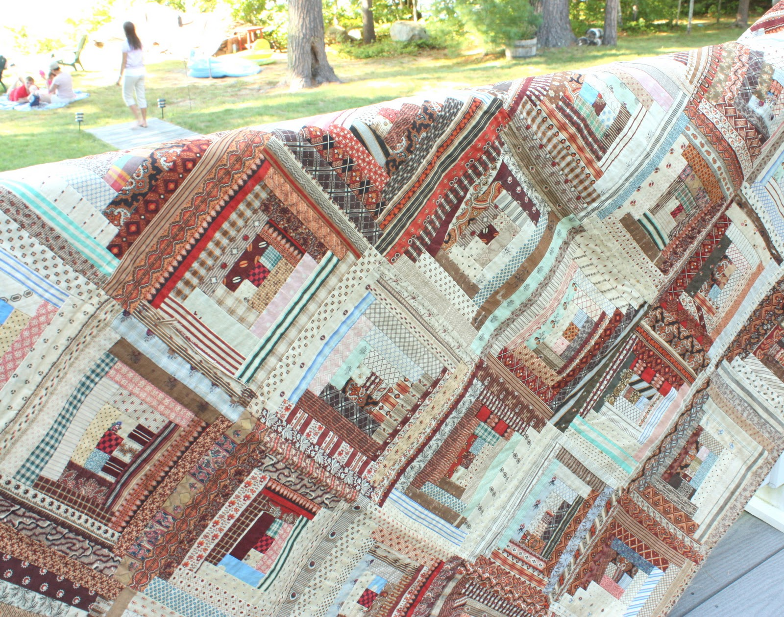 Antique quilts diary of a quilter a quilt blog for What to do with an old quilt