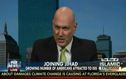 """Fox's Ablow: Americans Join ISIS Because Obama """"Took Away The American Brand"""""""