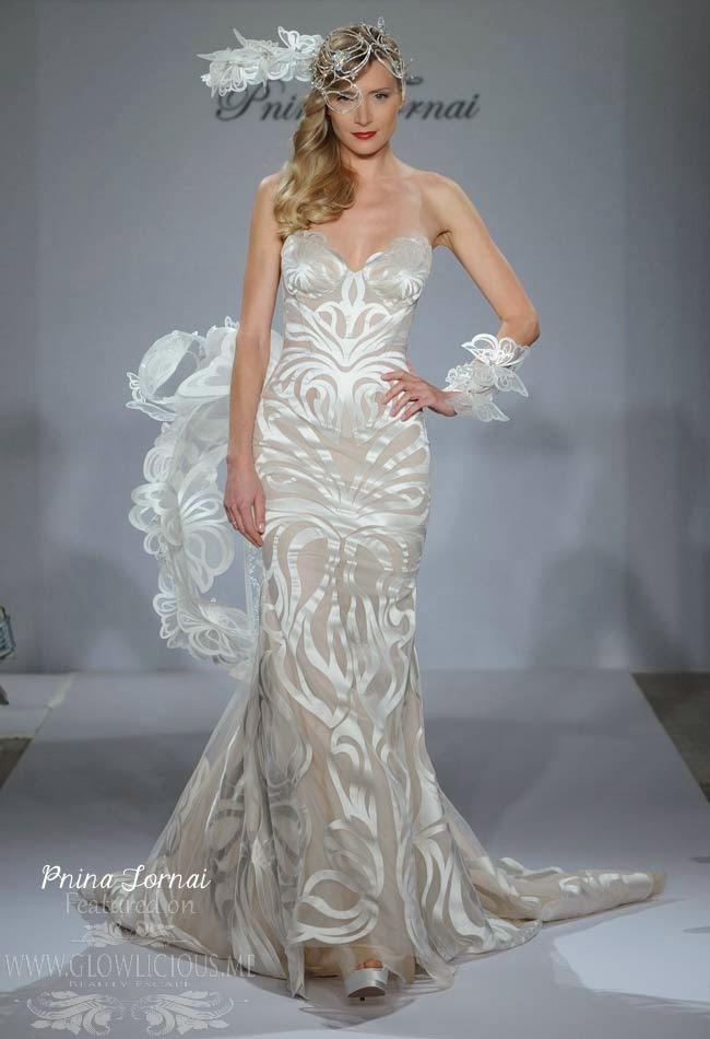 Pnina Tornai Ball Gown Wedding Dresses 79 Elegant For more details kindly