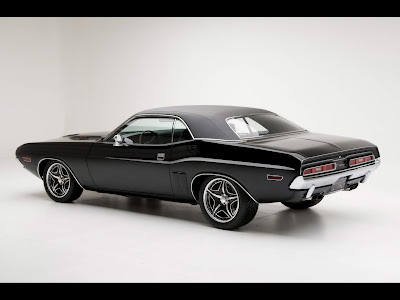 dodge challenger car wallpapers - Classic Cars