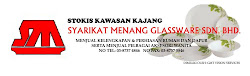 Syarikat Menang Glassware, Stokis Online Kajang.