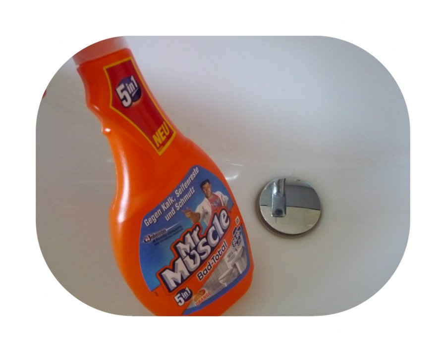 Mr Muscle® 5in1 Bad-Total Reiniger
