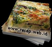 Ebook Kumpulan Resep Masakan Luar Negeri