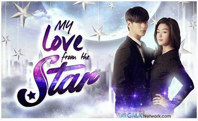 My Love from the Stars at GMA 7
