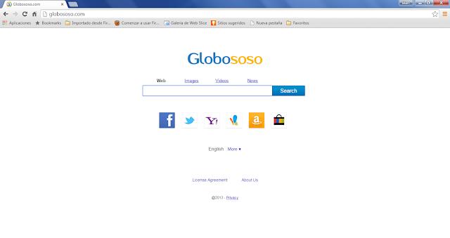Globososo.com Hijack