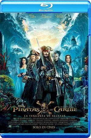 Pirates of the Caribbean Dead Men Tell No Tales 2017 BRRip BluRay 720p 1080p