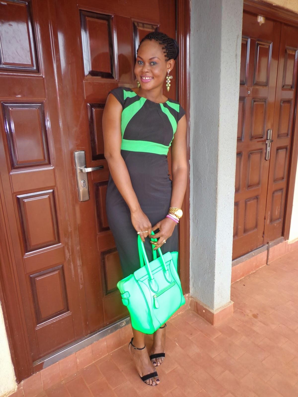 Freda Idehenu0026#39;s Blog BRAIDS AND NEON