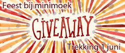 give-away bij minimoek