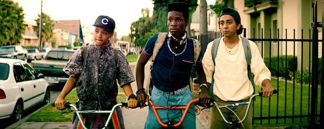 """Recenzja filmu """"Dope"""" (2015), reż. Rick Famuyiwa"""