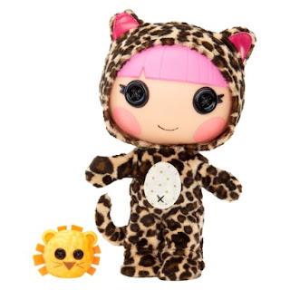 Lalaloopsy Littles Doll Whiskers Lion's Roar